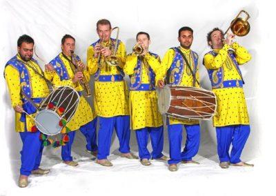 Indian: The Bhangra Band – Bhangra Music | UK