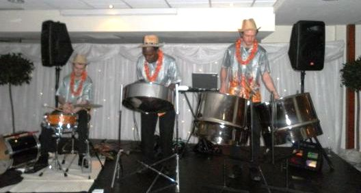 booking agent for the one steel band