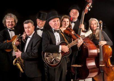 The Palace Band – Gatsby Jazz Band   UK