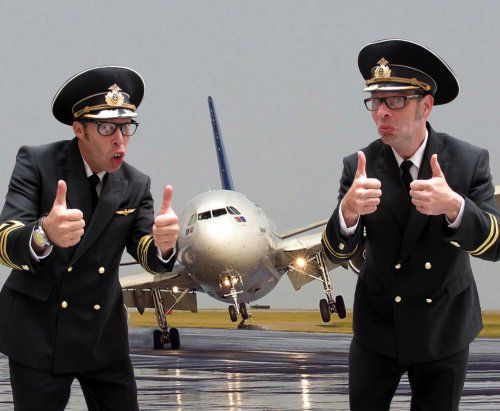 Booking act for the pilots