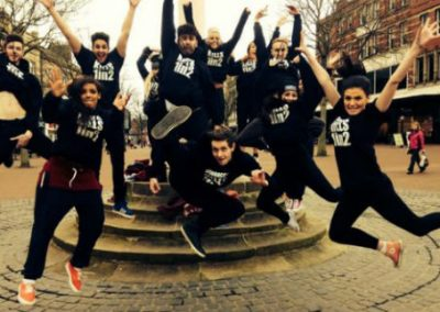 The Flash Mob – Flash Mob Dancers | UK