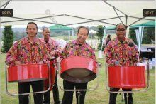 Caribbean: Tony Charles – Steel Band | UK