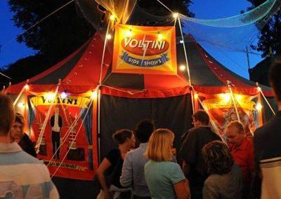 Voltini's Sideshow – Sword Swallower & Victorian Circus   UK