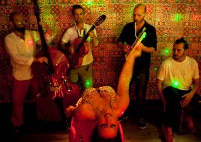 Eastern European: Yendva – Gypsy Band | UK