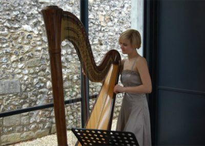 Alexandra – Acoustic Harpist | UK