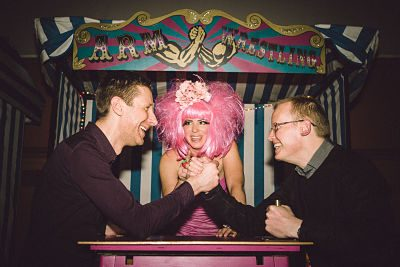 Candy Queens – Boutique Fairground Games | UK