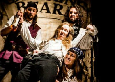 Captain Beard's Shanty Band – Party & Function Band | UK