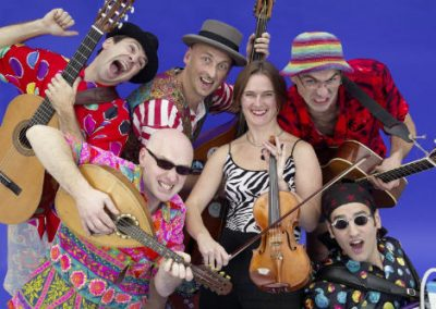 Cosmic Sausages – Party & Function Band | UK
