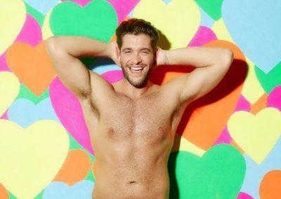 Jonny Mitchell – Love Island Reality TV Star | UK