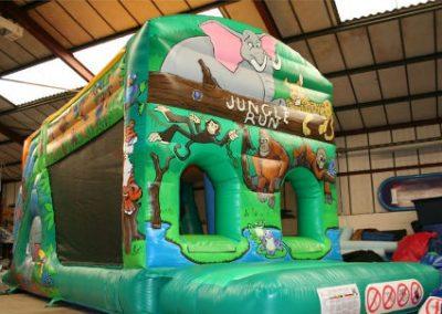 Jungle Run – Bouncy Castles & Soft Play   UK