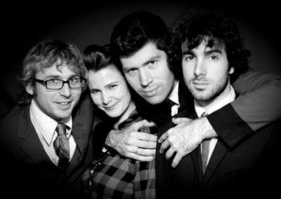 Milkshakers – 50's Rock N Roll Band | UK
