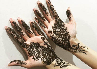 Minreet – Henna Artist | UK
