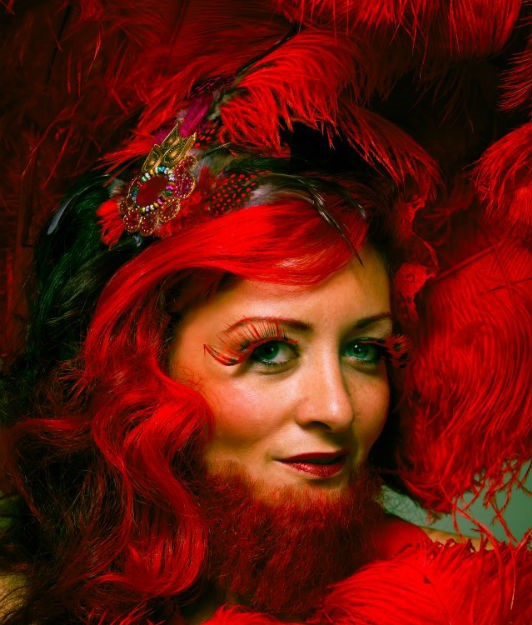 Booking Agent for Mistress of Make Believe - Burlesque Performer