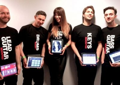 RockPad – The Original IPad Rock Band | UK