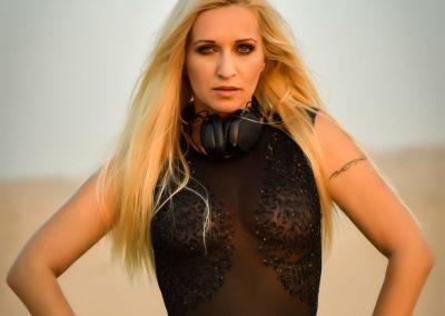 DJ Sabrina Terence, Dubai, UAE & International