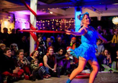 Angie – Hula Hooper  – Walkabout Entertainment  | UK