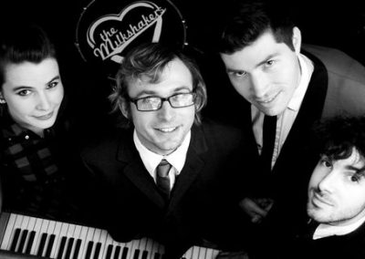 Milkshakers – 50's Rock N Roll Band | UK