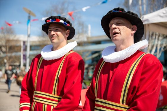 booking agent for the royal beefeaters