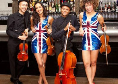 USO Best of British – Vocal String Orchestra | UK