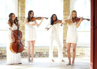 USO Chill-Out – Vocal String Orchestra | UK
