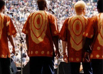 African: Amabutho – Singers | UK