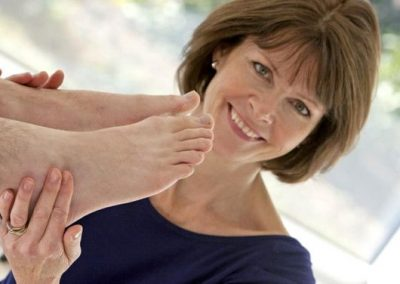 Anne – Foot Reader & Reflexologist   UK