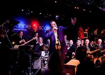 The Ronnie Scott's Jazz Band | UK