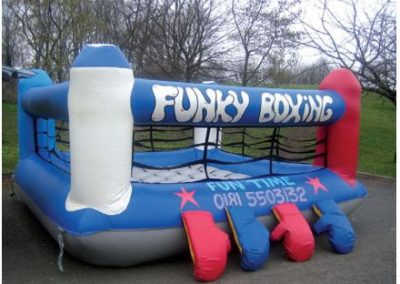 Bouncy Boxing – Competitive Game | UK