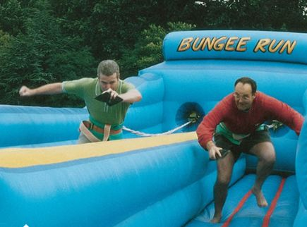 Booking agent for bungee run