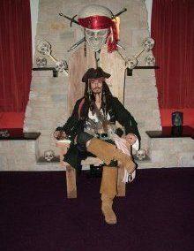 Caribbean Pirates Theme – Stunt Performers | UK
