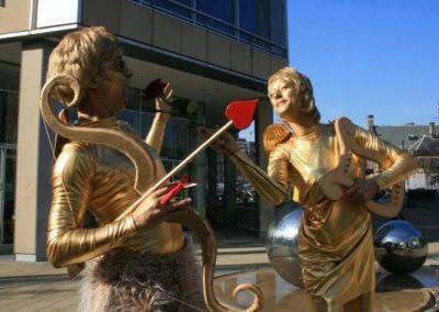 Cheeky Cupid Statues – Living Statues | UK