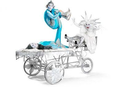 Circo Winter Wonderland- Christmas Walkabout Character Acts | UK