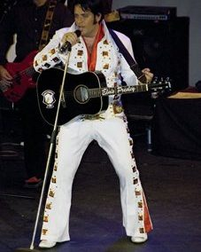 Elvis (Craig) – Lookalike & Tribute | UK