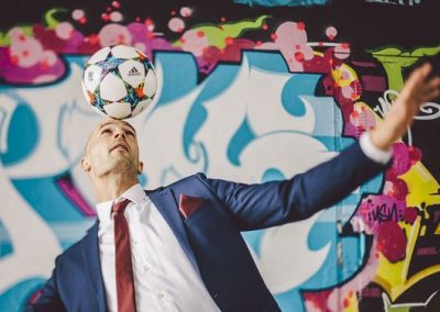 Daniel – World Record Football Freestyler | UK