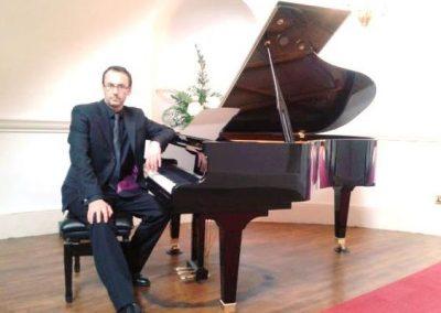 Ed – Pianist   UK