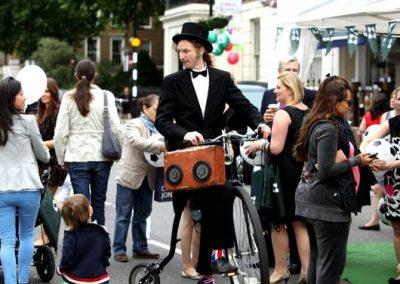 Felix Brent – Walkabout Characters | UK