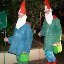 Garden Gnomes – Walkabout Characters | UK
