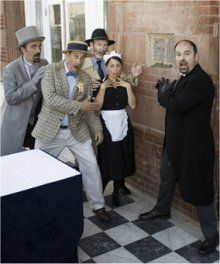 booking for gentlemen's duel