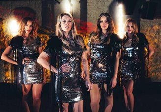 Girls International – Party & Function Band | UK