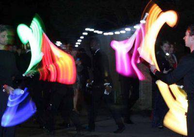 Glownight – Glow Juggling Duo | UK