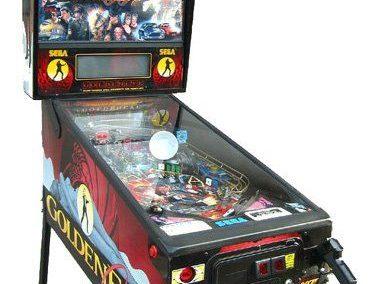 Golden Eye Pinball – Pinball Machine | UK