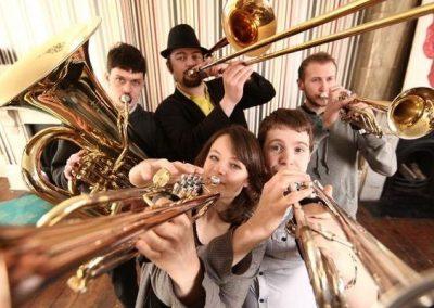 Oompah Band: Hosen – Germany