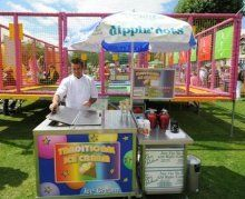 Ice Cream Stall – Food Service Entertainment | UK