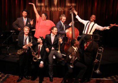 JJJ – Jazz & Swing Band   UK