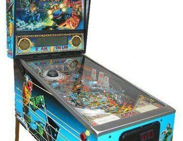Judge Dredd Pinball – Pinball Machine | UK