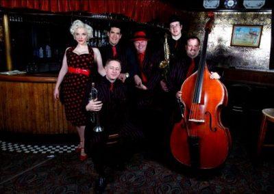 Kai & Kai's Kats – Jazz Singer & Jazz Band   UK