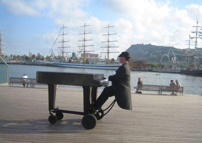 Macadam & Piano De Feu – Piano Act   France