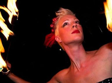 Meddling Fire – Fire Performers | UK