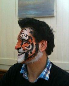Michael – Face Painter | UK