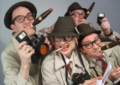 Mischief – Various Comedy Walkabout | UK